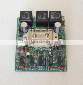 Control Board Curtis 1208 For Tennant 630104 Re