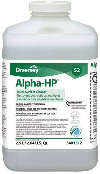 Alpha Ph Multi Surface Disinfectant Cleaner